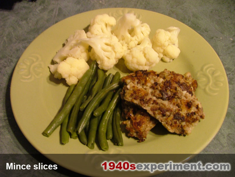 1940s recipe mince slices the 1940s experiment had forumfinder Images