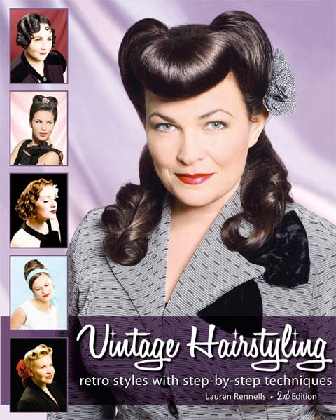 Vintage Hair Styling Book