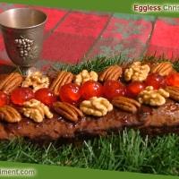 Wartime Eggless Christmas Cake