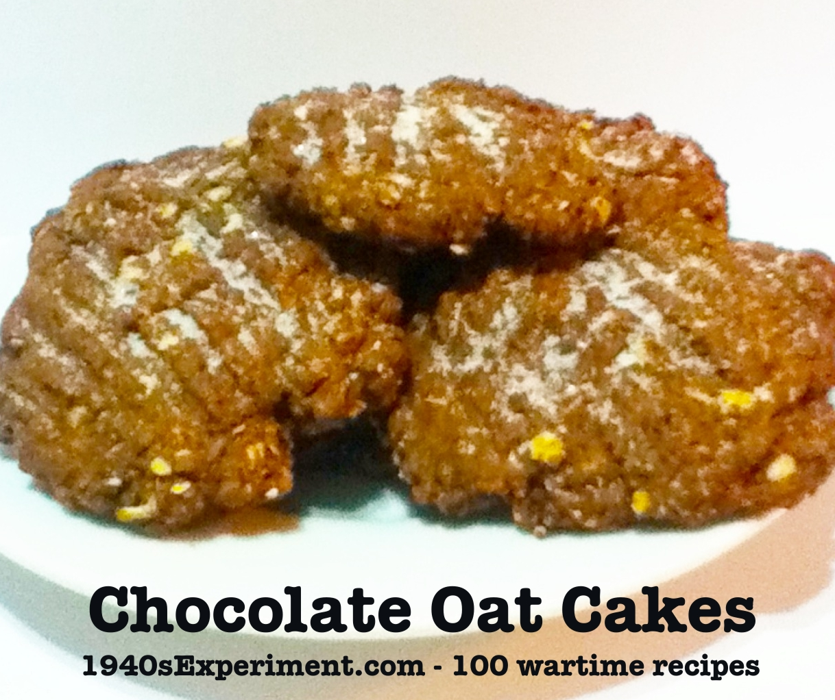 Chocolate oat cakes the 1940s experiment chocolate oat cakes no 97 forumfinder Image collections
