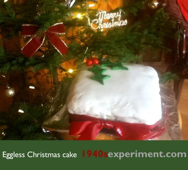 1940segglesschristmascake