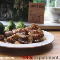 Sausage Stovies - Recipe 112