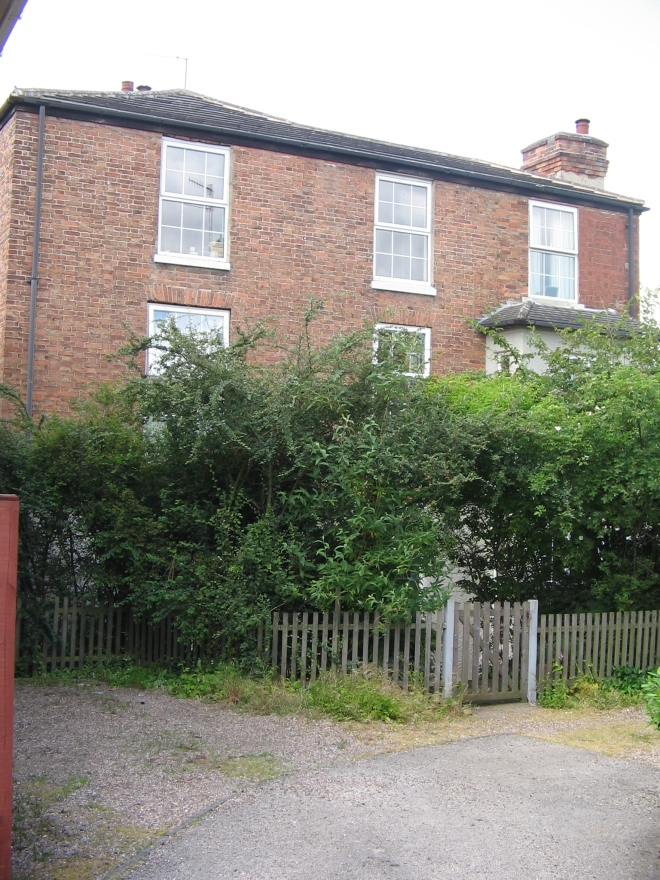 My house.. it dates back to 1780 I believe.