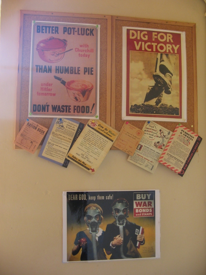 Been busy decorating my pin board in the kitchen.