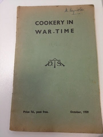 image regarding Ration Book Ww2 Printable named Absolutely free Wartime cook dinner reserve towards down load The 1940s Experiment