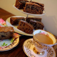 Bare Cupboard Cake - Recipe No. 152