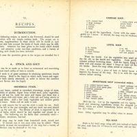 FREE 1939 War-Time Cookbook to Download NOW!