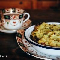 Potato Peel Pie - Recipe No. 194