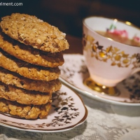Crunchies - Recipe No. 195